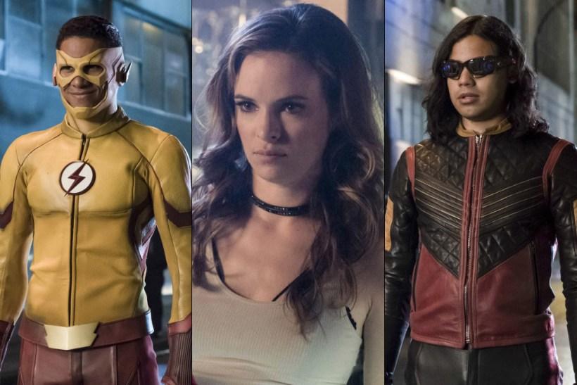 Top 5 Things We're Looking Forward to in 'The Flash' Season