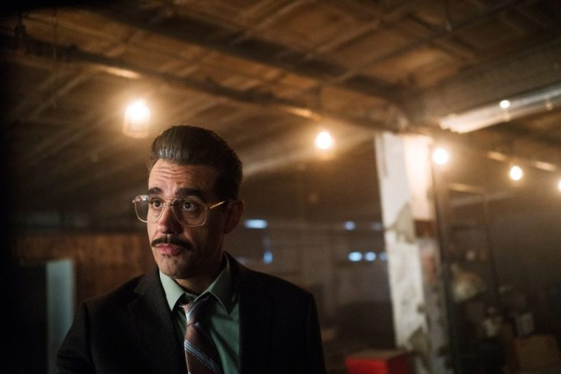 Bobby Cannavale as Irving in Mr. Robot Season 3