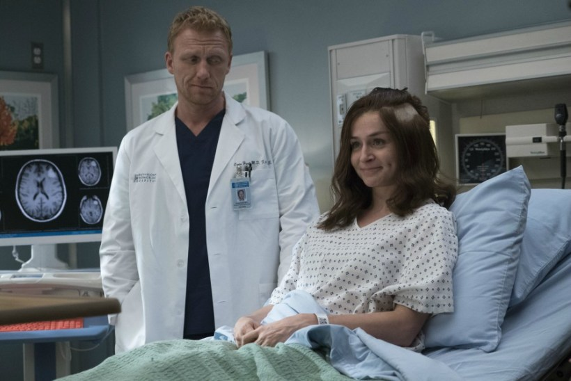 "Grey's Anatomy 14x04 ""Ain't That a Kick in the Head"" Synopsis, Photos & Preview"