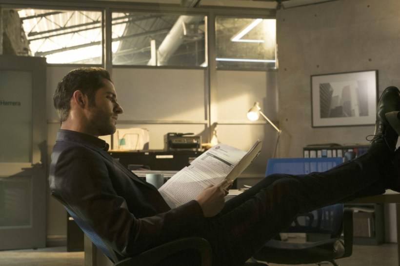 """Lucifer 3x03 """"Mr. and Mrs. Mazikeen Smith"""" Synopsis, Promotional Photos & Preview"""