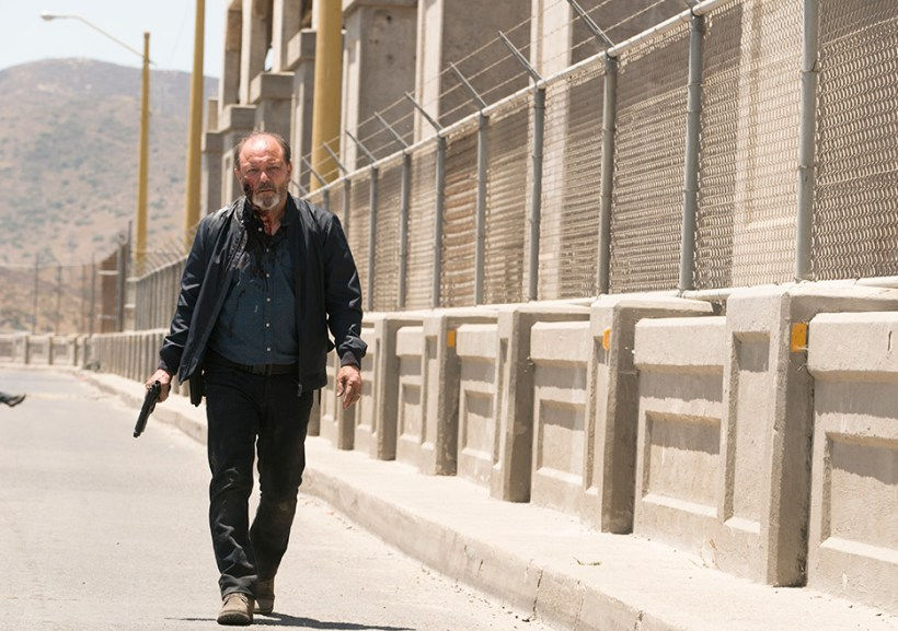 Fear The Walking Dead Season 3 Finale Ruben Blades