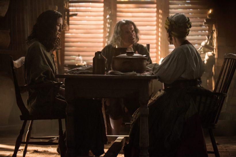 Outlander Claire Mamacita Father Fogden