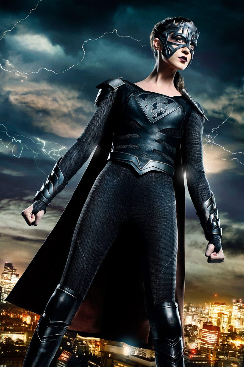 Superhero After Dark