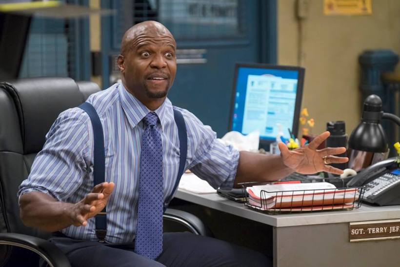 Brooklyn Nine-Nine Roundtable 5x08