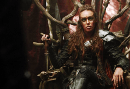 The 100 Commander Lexa Feature FTDIMG