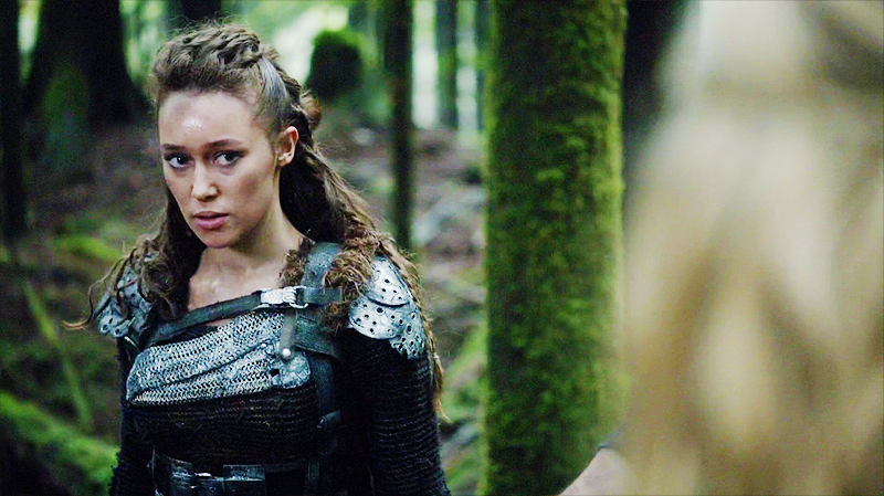 The 100 Commander Lexa Feature Image 2
