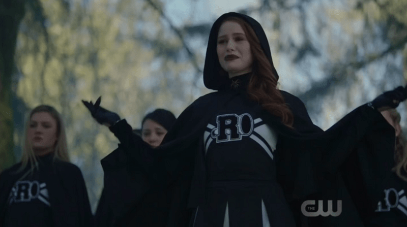 """Riverdale 2x19 """"Chapter Thirty-Two: Prisoners"""""""