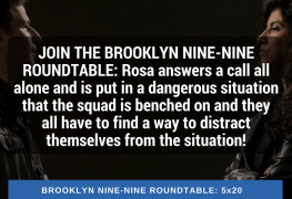 Brooklyn Nine-Nine Roundtable 5x20