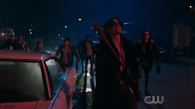 "Riverdale 2x21 ""Chapter Thirty-Four: Judgment Night"""