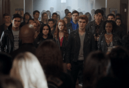 "Riverdale 2x22 ""Chapter Thirty-Five: Brave New World"""