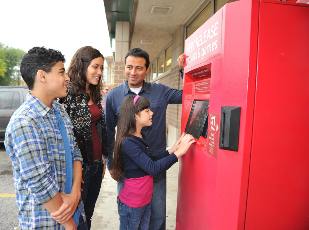 How Does a Redbox Kiosk Work? - The TV Answer Man!
