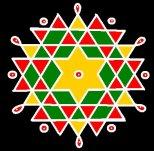 Pongal Kolam - 07