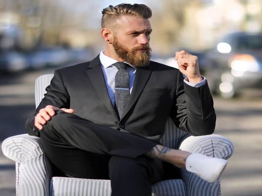 Get your beard in shape