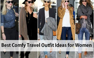 7 Best Comfy Travel Outfit Ideas for Women In 2019 2