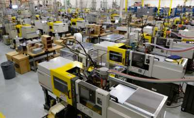 Plastic injection molding manufacture