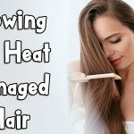 Growing Out Heat Damaged Hair