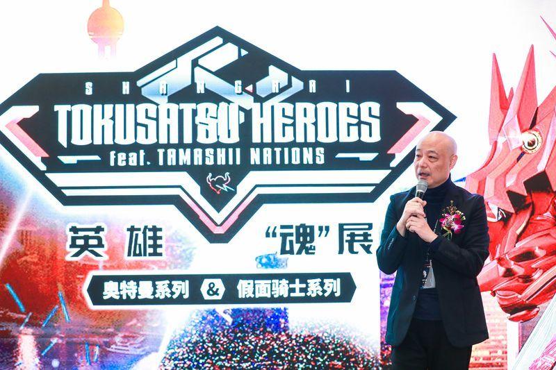 """英雄""""魂""""展再次登滬。12月5日上海隆重開幕!奧特曼 假面騎士 新世紀福音戰士 - 和邪社"""