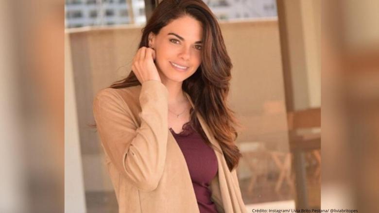 Filtran video que confirma estancia de Livia Brito y su novio en ...