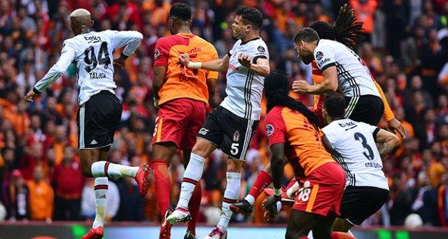 Galatasaray 2-0 Beşiktaş Maç Özeti