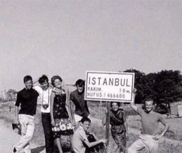 Eski İstanbul`dan nostaljik Beşiktaş  fotoğrafları