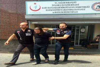 Adnan Oktar'cı Şahsa Beşiktaş Bebek Mahallesinde 'Polisi Tehdit' Gözaltısı