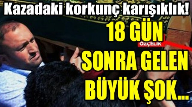 BEŞİKTAŞ'TAKİ KAZADAKİ KORKUNÇ KARIŞIKLIK!