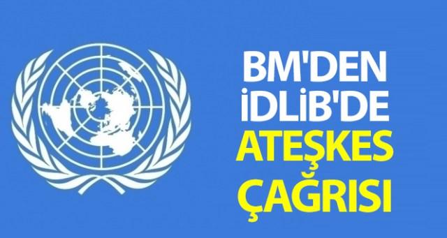 BM Genel Sekreteri Guterres'den ateşkes çağrısı