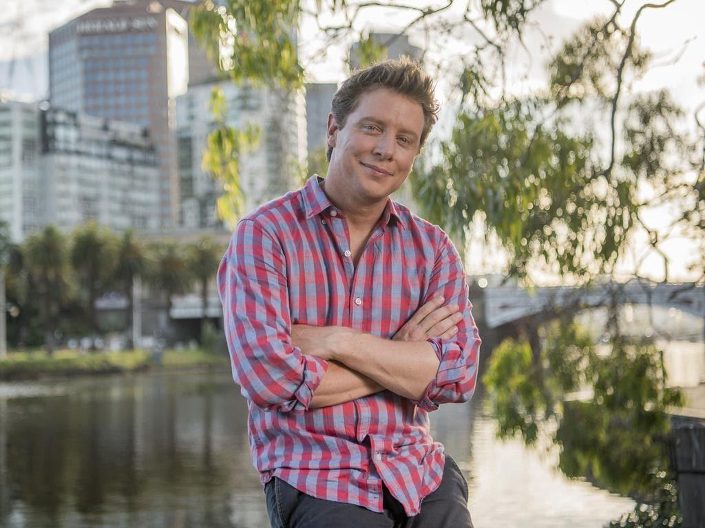 Scott Pape (image - Foxtel)