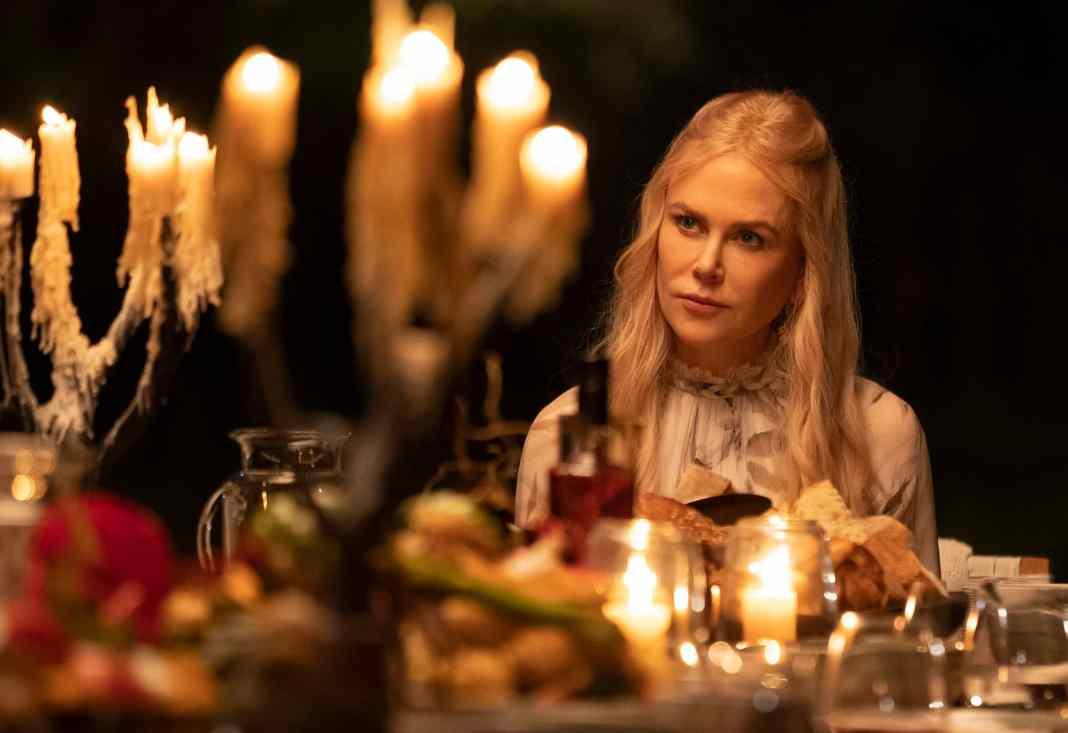 Nicole Kidman in Nine Perfect Strangers (image - Amazon)