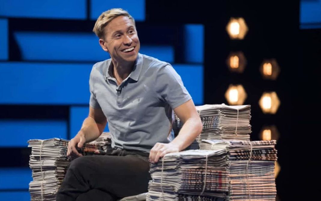 The Russell Howard Hour (image - Foxtel)