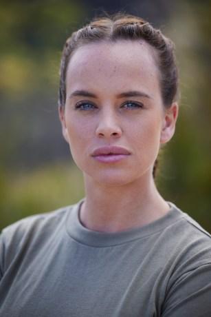 Bonnie Anderson in SAS Australia 2021 (image - Channel 7)