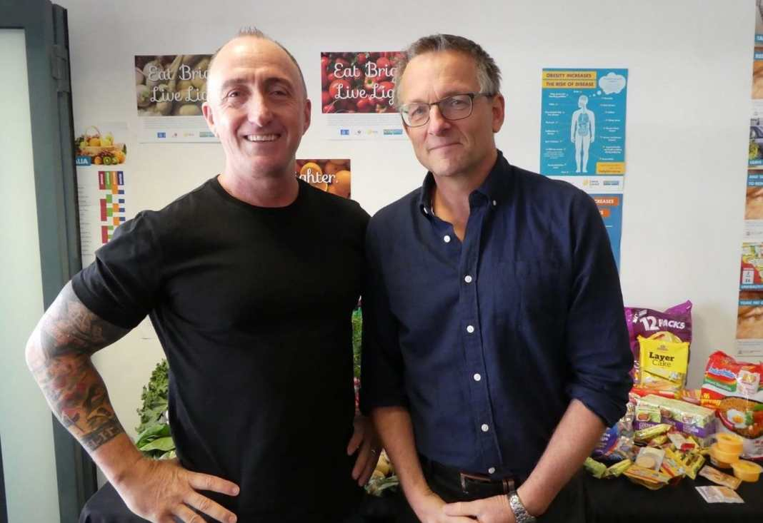 Australia's Health Revolution With Dr. Michael Mosley (image - SBS)