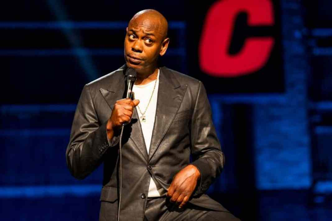 Dave Chappelle's latest comedy special THE CLOSER is streaming on Netflix (image - Mathieu Bitton)