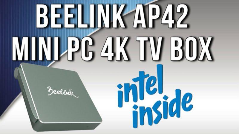 Beelink AP42 banner