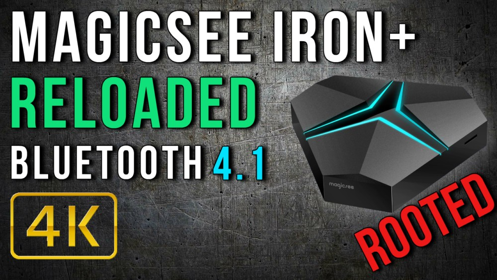 Magicsee Iron+ TV Box Review