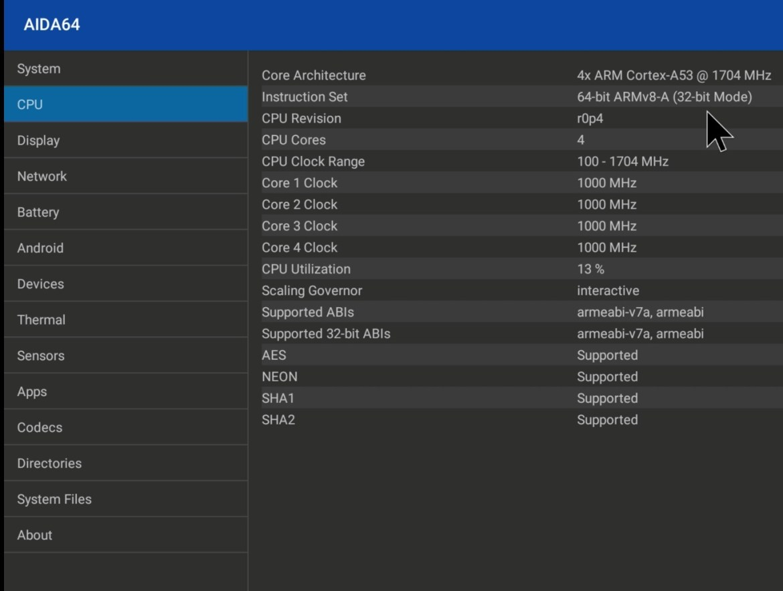 Pendoo_X10_Max_CPU_Information
