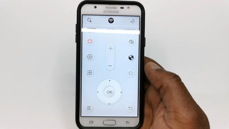 H9 X3 cellphone remote