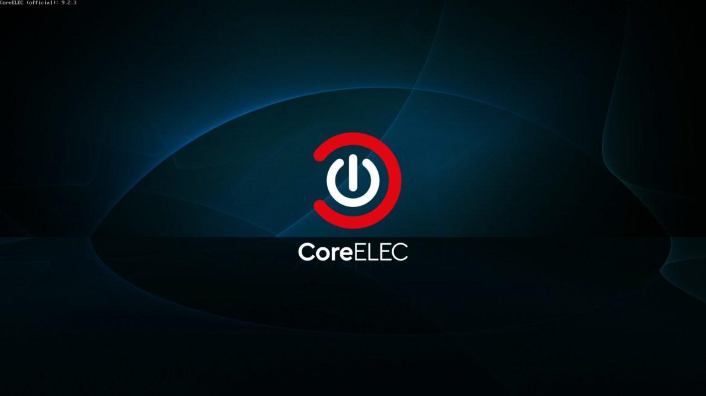 Beelink GS King X CoreELEC dual OS boot