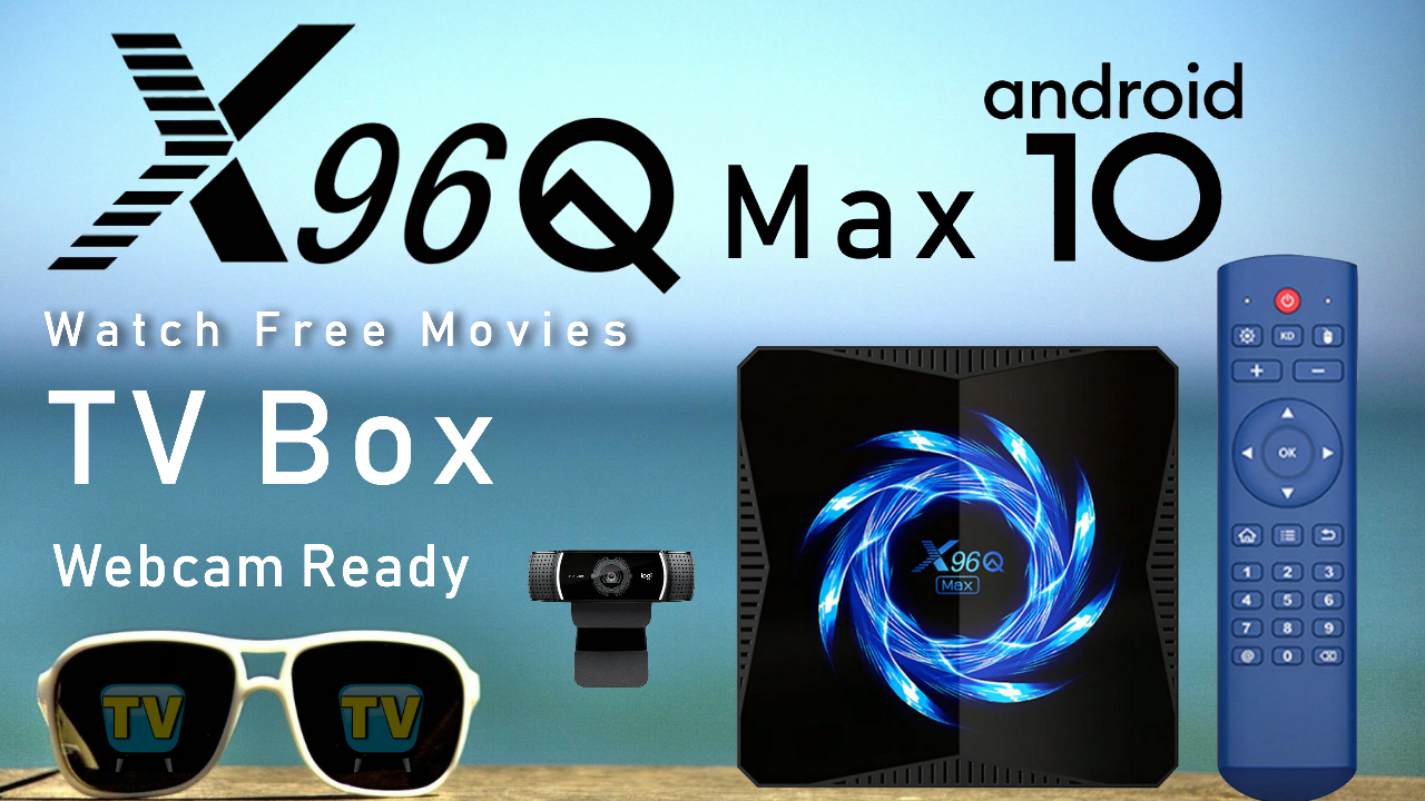 X96Q Max Allwinner H616 Android 10 TV Box