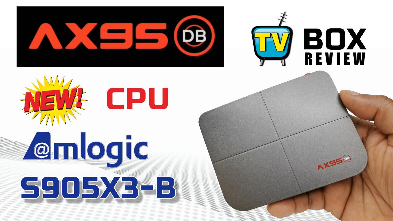 AX95 DB TV Box