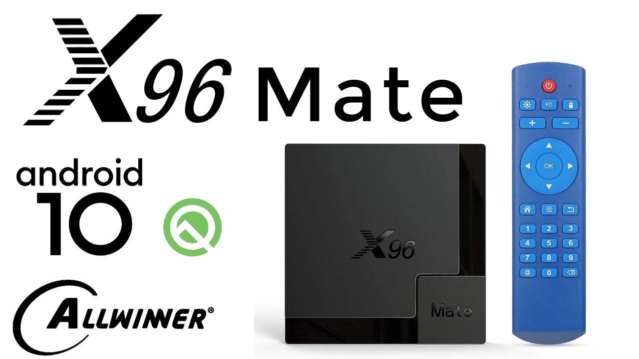 X96 Mate TV Box