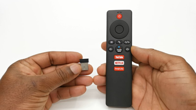 Topleo i96 Pro Voice Remote