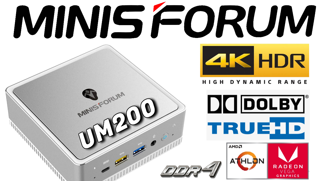 Minisforum UM200 Mini PC Review