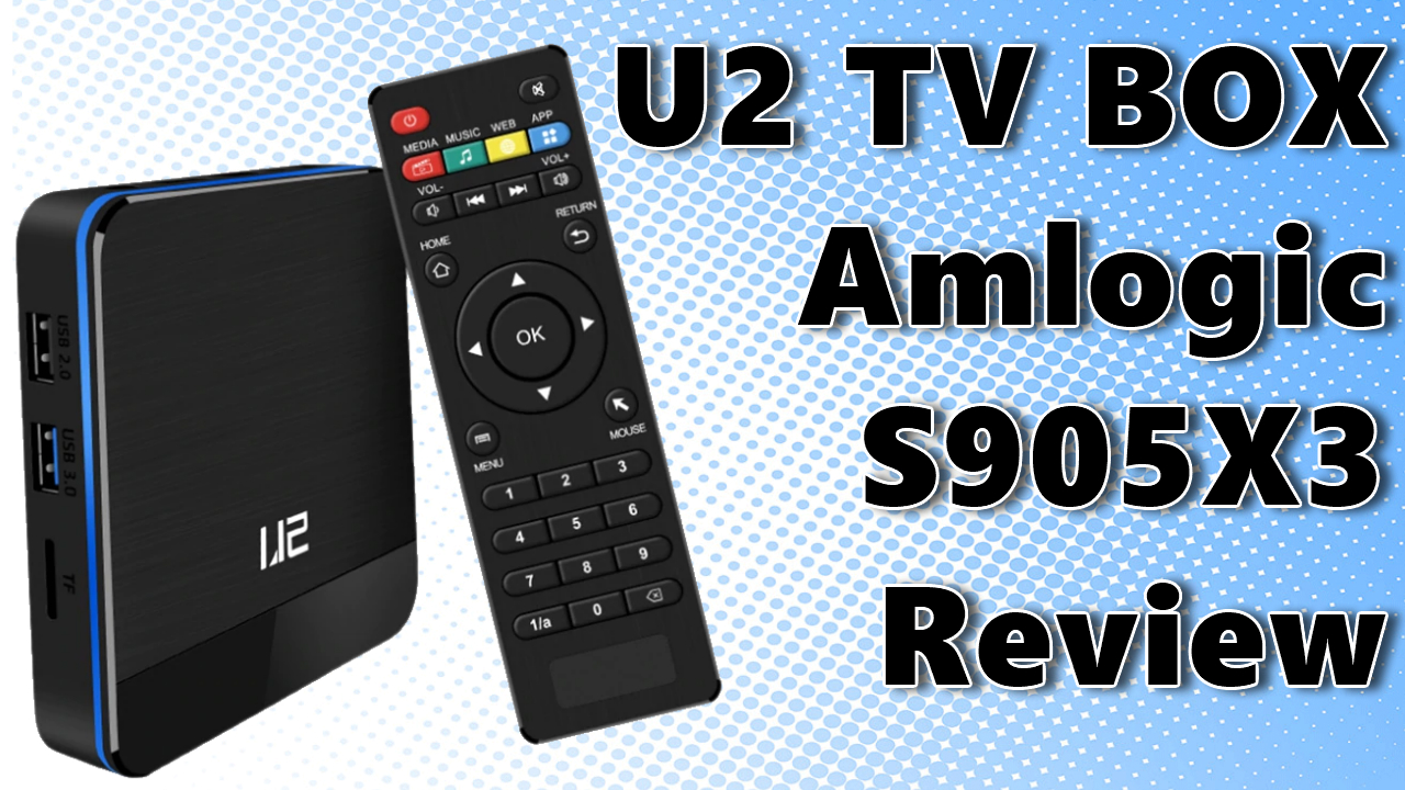 U2 4K TV Box