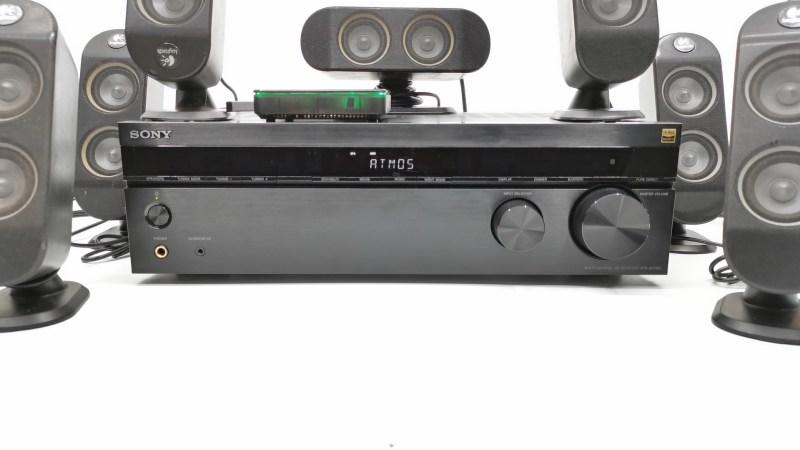 U2 TV Box surround sound audio
