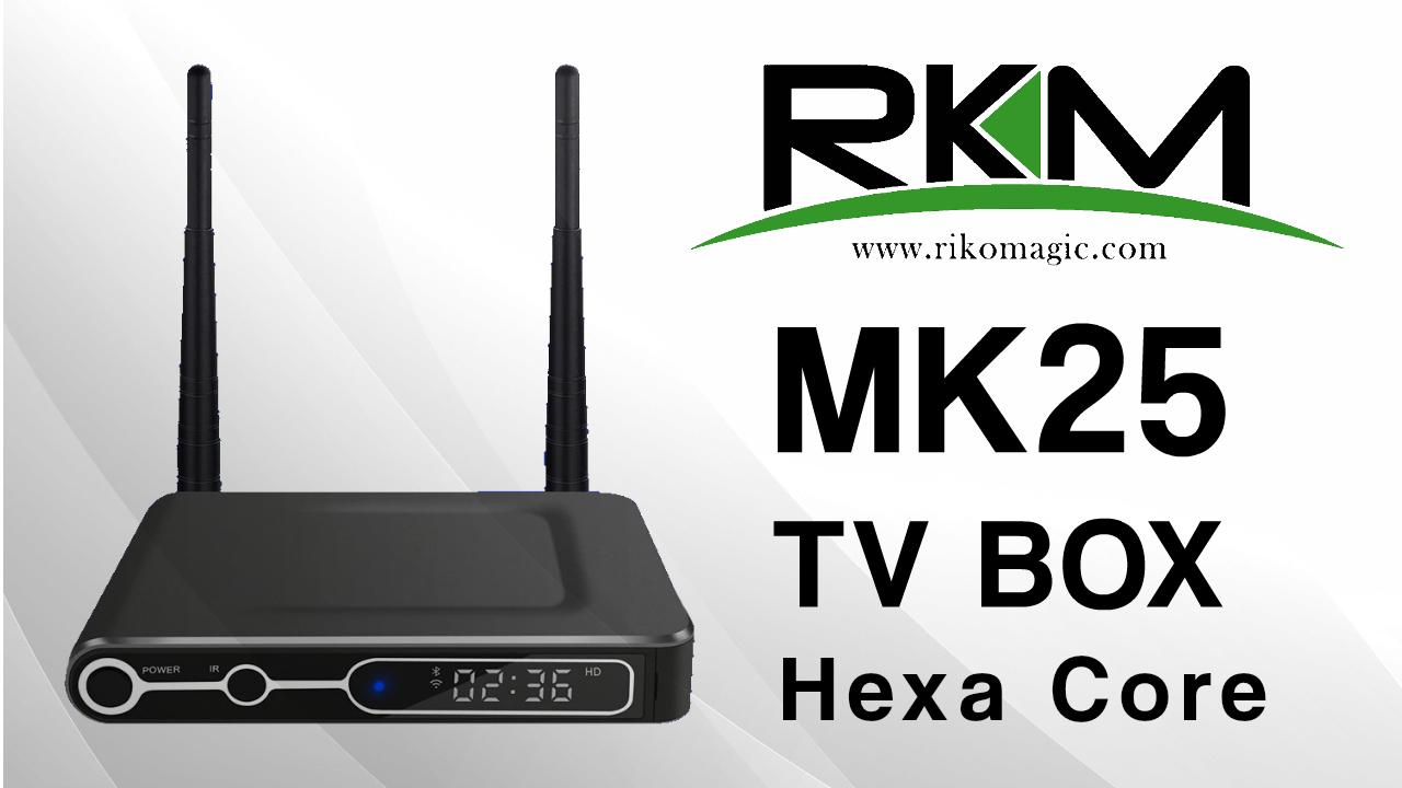 RKM MK25 TV Box