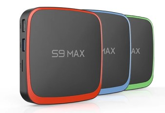 Smart Andoid 9 0 TV Box Amlogic