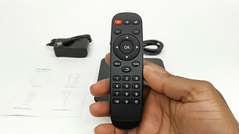 MXQ G9X3 IR remote