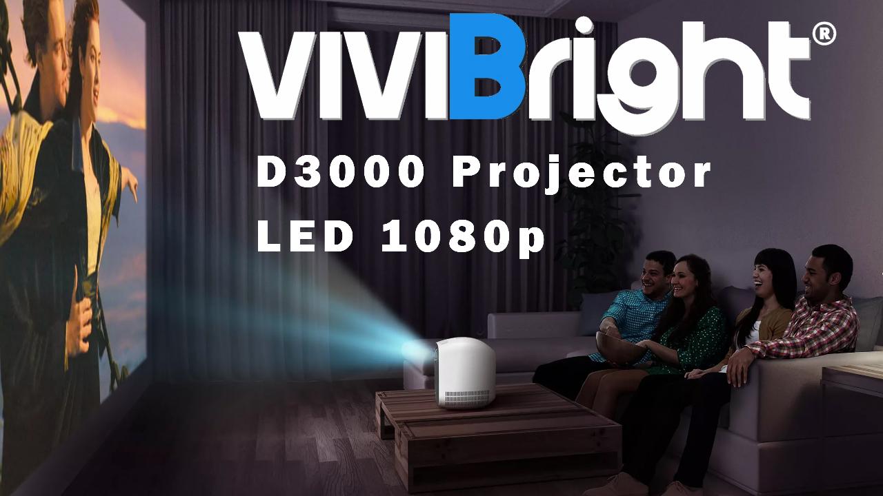 Vivibright D3000 Projector 1