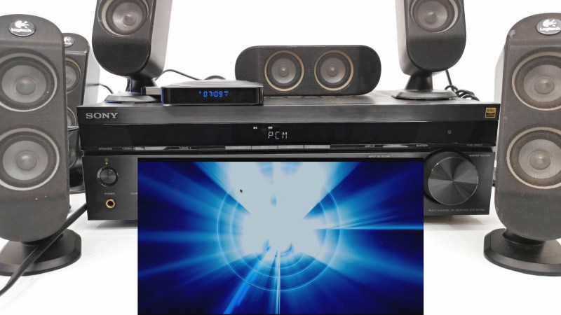 X88 Pro 20 Audio test